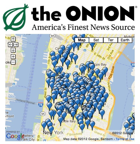 The Onion Map