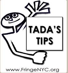 Tada's Tips